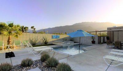 "Palm Springs ""Paradise"" 3D Model"