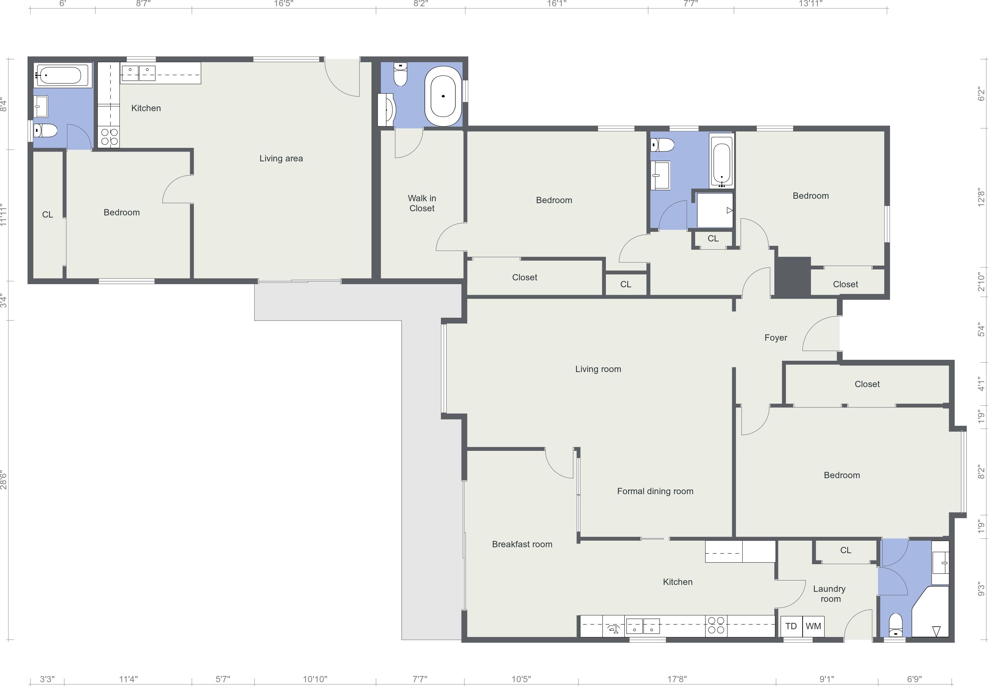 1900 Sq Ft Ranch House Plans Get House Design Ideas
