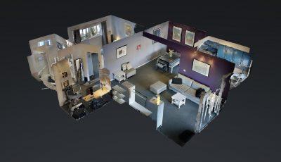 1754 N Kenmore Ave #302 3D Model